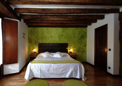 1 habitacion verde 1