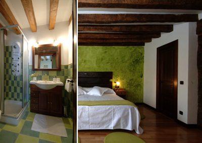 2 habitacion verde 2